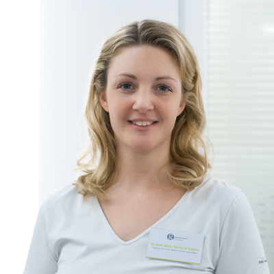 Dr. med. Mirja Werheid-Dobers